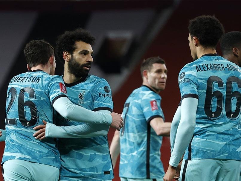FA Cup: Jurgen Klopp Vows To Get Liverpool's Strikers ...