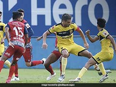ISL: Jamshedpur FC And Hyderabad FC Share Spoils After Goalless Draw
