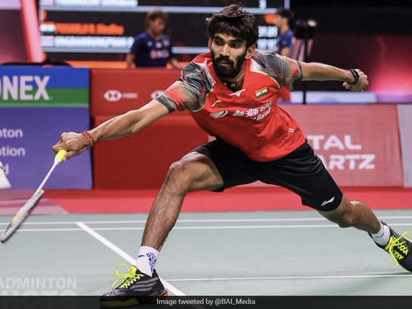 World Tour Finals: Kidambi Srikanth Loses To Anders Antonsen In Group Stage