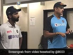 Australia vs India: Ravi Shastri's Rousing Dressing Room Speech After India's Gabba Heroics. Watch