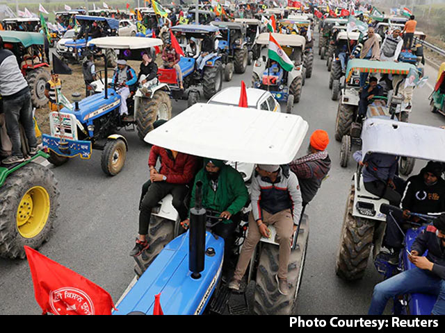 Video : Pak Twitter Handles Created To Disrupt Tractor Rally: Delhi Police