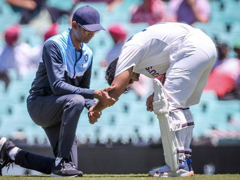 Australia vs India, 3rd Test: Rishabh Pant