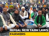 Video : Centre-Farmer Talks Today, 6 Lakh Vaccinated So Far, Other Top Stories