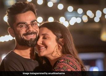 Anushka Sharma And Virat Kohli's Late Lunch Selfie Is Winning Over The Internet