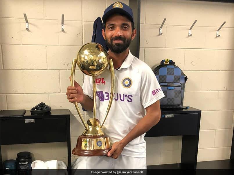 Australia vs India: Fans Constant Support Kept India Motivated To Bring Trophy Back Home, Says Ajinkya Rahane