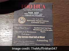 Honest Flyer With Negative Reviews Goes Viral Making This Restaurant More Popular Than Ever