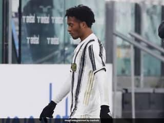Juventus Star Juan Cuadrado Tests Positive For Coronavirus