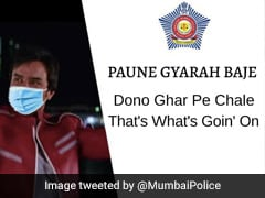 """What's Goin' On"": Preity Zinta Approves Mumbai Police's Traffic Advisory"