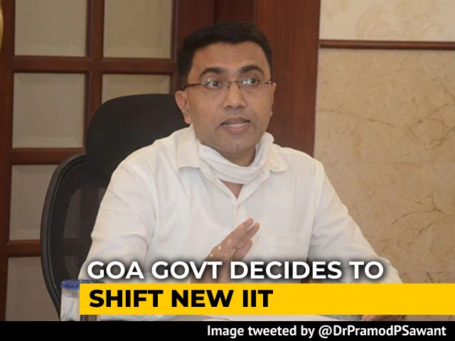 Video : Goa Government Decides To Shift Proposed IIT Campus Amid Major Protest
