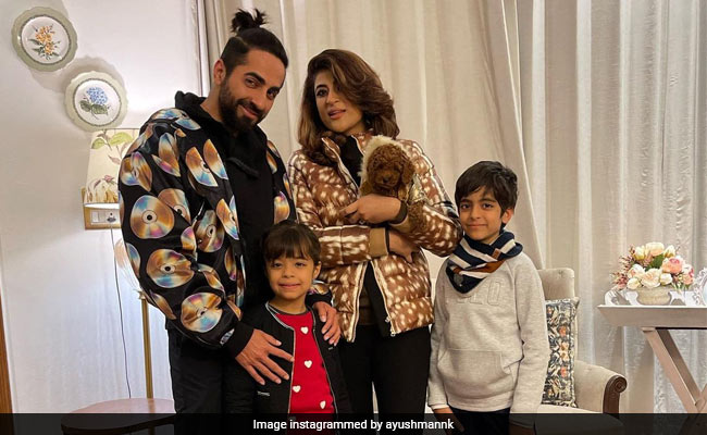 आयुष्मान खुराना ने बेटे विराजवीर के बर्थडे पर लिखा इमोशनल पोस्ट, कहा- तुम में मैं खुद को देखता हूं...