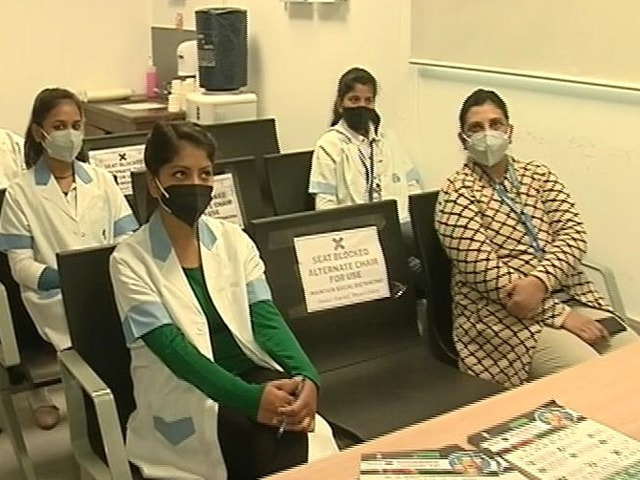 Video : India Gears Up For Mega Vaccination Drive