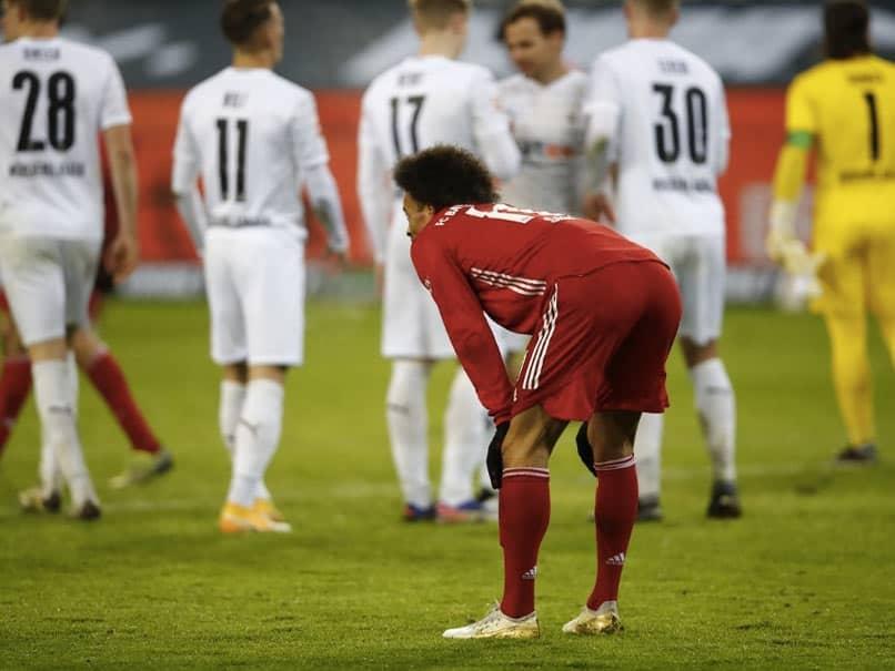 Bundesliga: Bayern Munich Squander Two-Goal Lead To Lose At Borussia Moenchengladbach