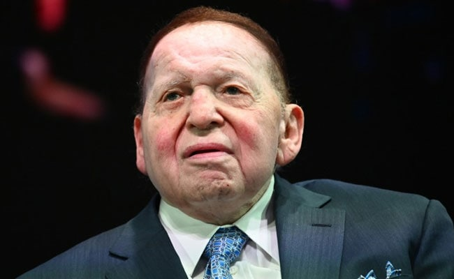 Bush remembers GOP megadonor Sheldon Adelson as a 'friend' and 'American patriot'