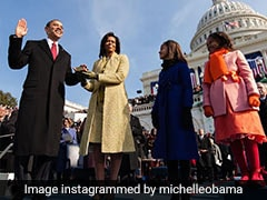 A Look At Michelle Obama's Stylish Inauguration Day Outfits Since 2009