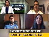 Video : You Can't Keep A Great Like Steve Smith Away For Long: Ashok Malhotra