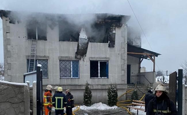 At Least 15 Killed, 11 Injured In Nursing Home Fire In Ukraine