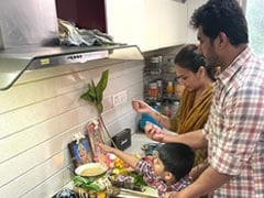 Pongal 2021: Soundarya Rajinikanth Shares Pics From  Festivities