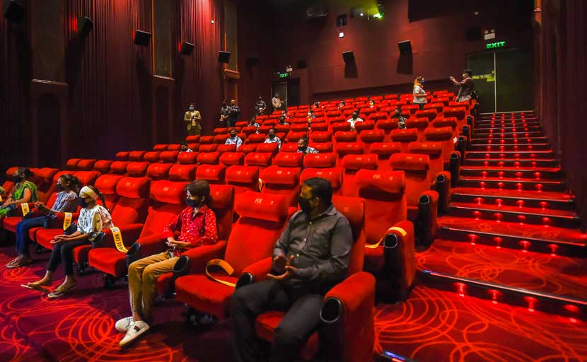 Kerala Waives Entertainment Tax For Cinema Halls