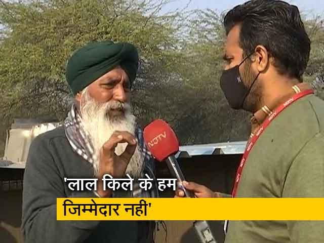 Videos : दीप सिद्धू सरकार का आदमी है, उसे क्यों नहीं रोका गया: सतनाम सिंह पन्नू