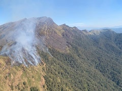 Dzukou Valley Fire Doused After 2 Weeks Of Air Force, NDRF Operations