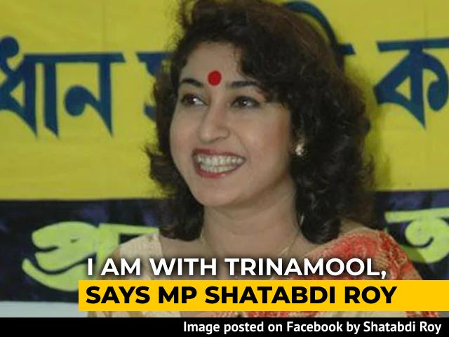 "Video : ""I Am With Trinamool,"" Actor-Turned-MP Ends Suspense"