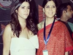 "On Sakshi Tanwar's Birthday, Ekta Kapoor Shares A ""Landmark Pic"" Of Their Friendship"