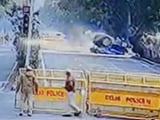 Video : On Camera, Accident That Left A Farmer Dead During Protests