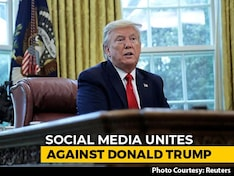 Twitter, Facebook, Instagram Block Trump's Accounts After Violence On Capitol Hill