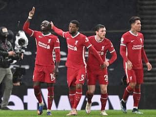 Premier League: Liverpool End Barren Run As Tottenham Hotspur Lose Harry Kane To Injury