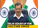 Video : Vaccination In Delhi 4 Times A Week: Arvind Kejriwal