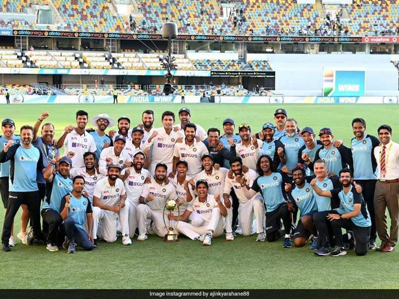 """""""Win For The Ages"""": How Team India Reacted After Historic Series Win In Australia"""