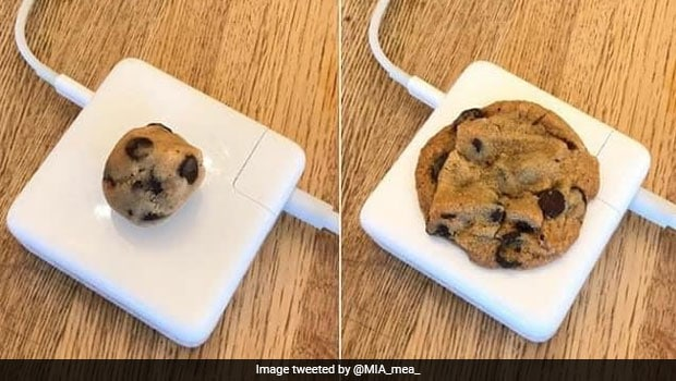 This Laptop Comes With Its Own 'Cookie Maker' - Viral Post Too Relatable To Miss