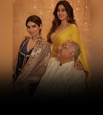 Khushi Will Make Her Bollywood Debut. Dad Boney Won't Launch Her Though