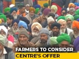 Video : Ready To Pause Farm Laws For 1.5 Years: Centre's New Proposal For Farmers