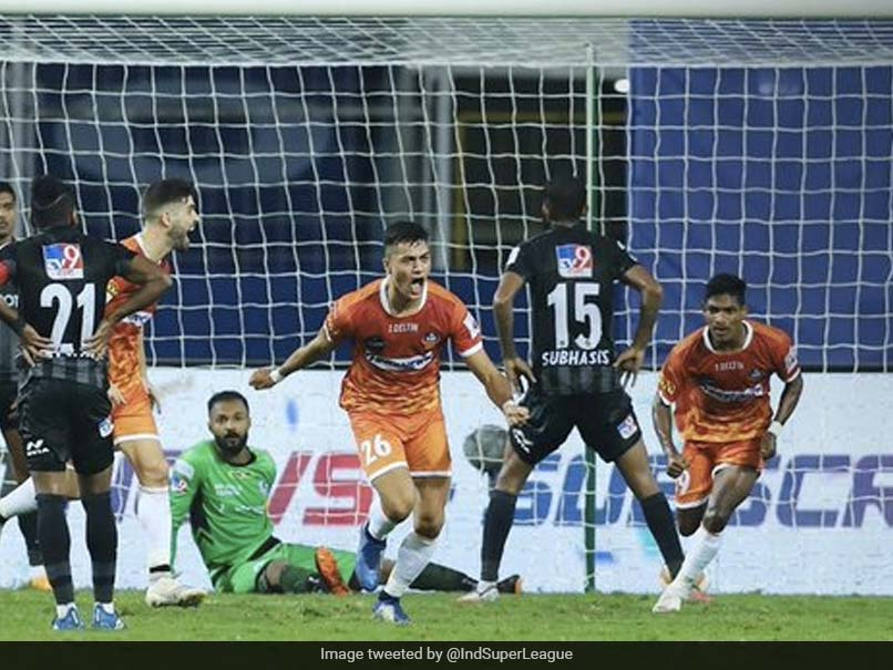 ISL: FC Goa Come From Behind To Draw 1-1 Against ATK Mohun Bagan