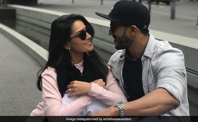 How Anita Hassanandani Wants Husband Rohit Reddy 'To Make Room For The Little One'