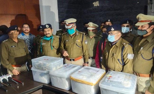 इंदौर पुलिस ने पांच तस्करों को गिरफ्तार किया, 70 करोड़ की ड्रग्स बरामद