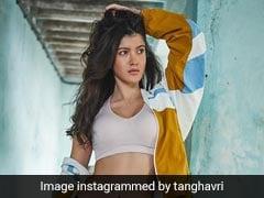 Shanaya Kapoor Makes Oversized Jackets Look Cool As She Aces Athleisure