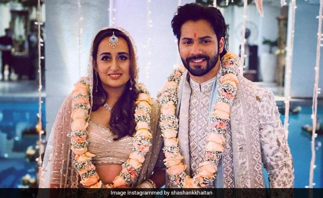 Varun Dhawan and Natasha Dalal's wedding celebrations begin in Alibaug
