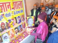 Hindu Mahasabha Opens Study Centre On Nathuram Godse In Madhya Pradesh