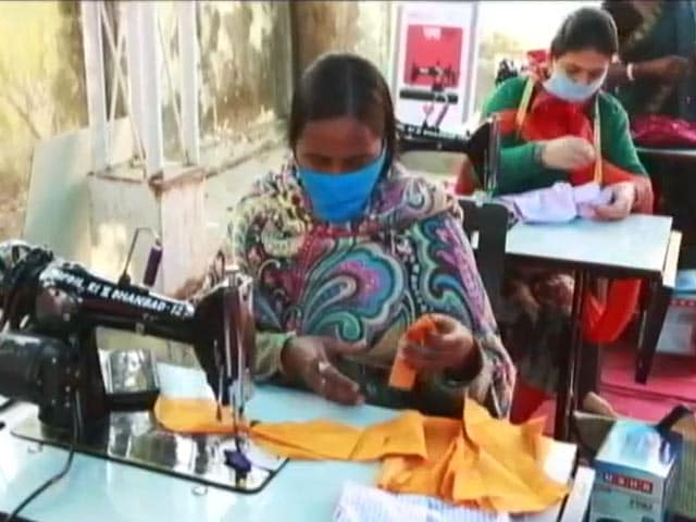 Video : USHA Silai School Program Is Shaping The Life Of Tribal Women, Here Is How