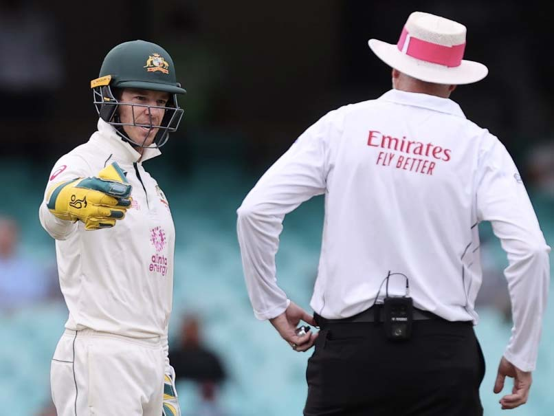 """AUS vs IND: Tim Paine Says Australia Have Got """"Nothing To Do"""" With Sunil Gavaskar's Criticism"""