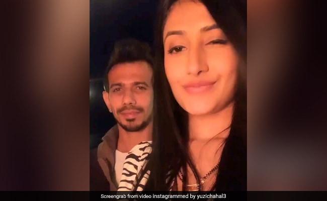Yuzvendra Chahal And Dhanashree's Date Night Featured Long Drives And Gol Gappas