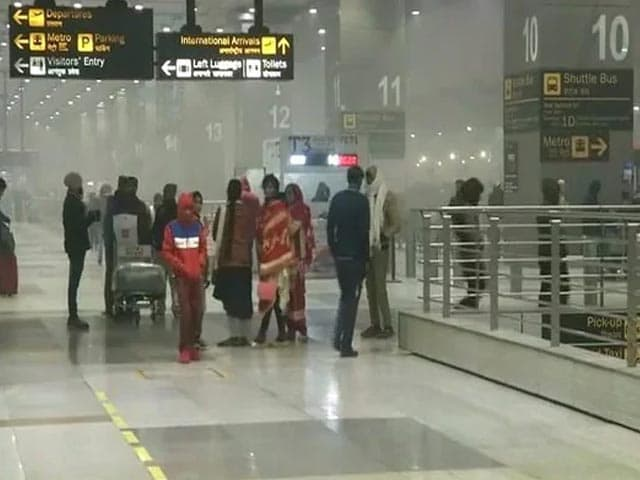 Video : 7-Day Institutional Quarantine For Passengers Arriving In Delhi From UK