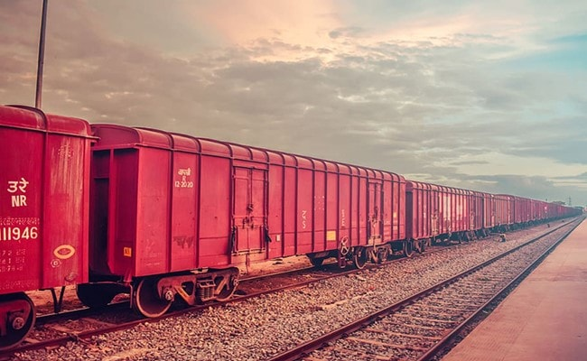 Indian Railways Freight Loading Up 10% To 112 Million Tonnes In February