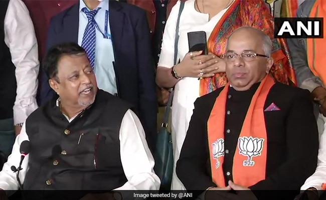 Aditya Birla Group Senior Vice-President Ranjan Banerjee Joins BJP