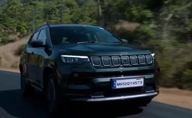 The 2021 Jeep Compass facelift will come in a new dark green colour and an updated cabin