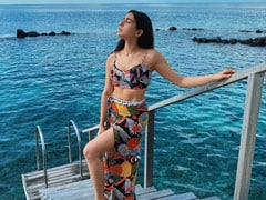 Sara Ali Khan Is Making Memories In Maldives. See Pics From Her Vacation