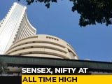 Video : Sensex Trades Above 50,000-Mark For First Time, Nifty Tops 14,700