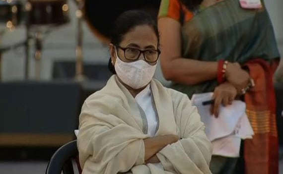 'Taunted In Front Of PM': Mamata Banerjee Attacks BJP Over Netaji Event